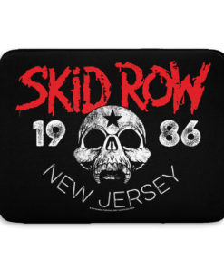 Pochette ordinateur Skid Row - New Jersey '86 de couleur