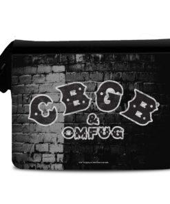 Sac bandoulière CBGB & OMFUG de couleur
