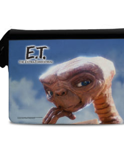 Sac bandoulière E.T. Extra Terrestrial de couleur