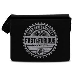 Sac bandoulière Fast & Furious Genuine Brand de couleur