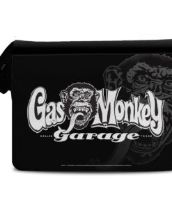 Sac bandoulière Gas Monkey Garage Logo de couleur