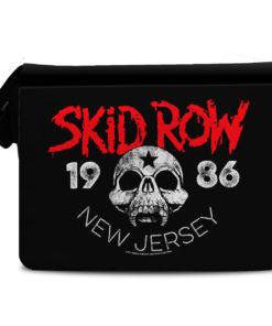 Sac bandoulière Skid Row - New Jersey '86 de couleur
