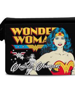 Sac bandoulière Wonder Woman de couleur