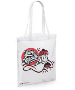 Sac en toile Daffy Duck - You're Desplcable Tote Bag de couleur