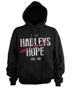 Sweat à capuche Aliens - Hadleys Hope de couleur Noir