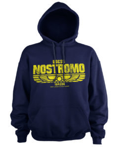 Sweat à capuche Aliens - USCSS Nostromo de couleur