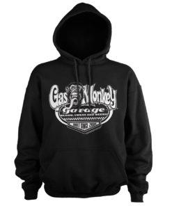 Sweat à capuche GMG - Built Since 2004 de couleur Noir