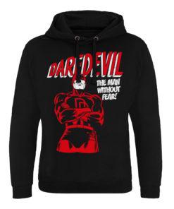 Sweat capuche Marvel Comics - Daredevil de couleur Noir