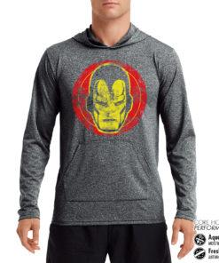 Sweat de sport Iron Man Icon Performance anti-transpirant de couleur
