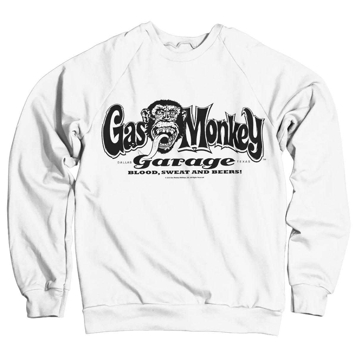 texas sweat à capuche s-xxl taille Licence officielle gas monkey garage dallas