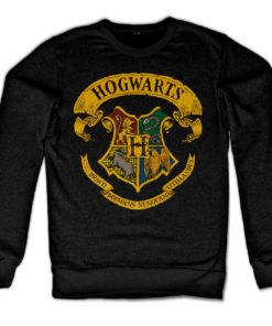 Sweat Harry Potter - Hogwarts Crest de couleur Noir