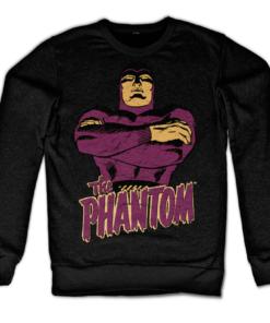 Sweat The Phantom de couleur Noir