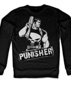 Sweat The Punisher Character de couleur Noir