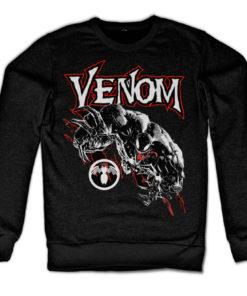 Sweat Venom de couleur Noir