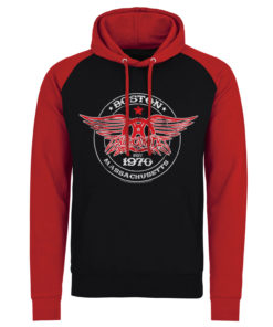 Sweatshirt à capuche Aerosmith - Est. 1970