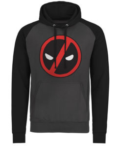 Sweatshirt à capuche Deadpool Icon de couleur