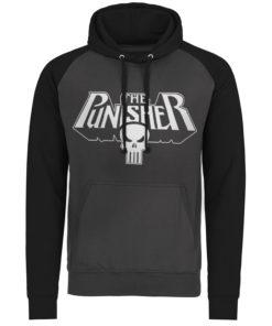 Sweatshirt à capuche Marvel - The Punisher Logo de couleur
