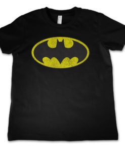 T-shirt logo Batman pour enfant