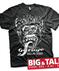 T-shirt Gas Monkey Garage - Dallas