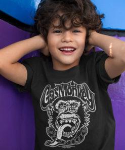 T-shirt Gast Monkey Garage pour enfant