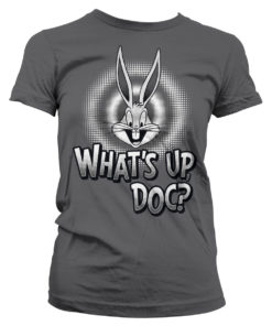 T-Shirt Looney Tunes - What's Up