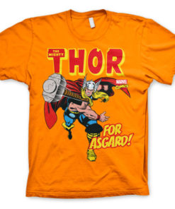 T-shirt Thor - For Asgard! grandes Tailles de couleur