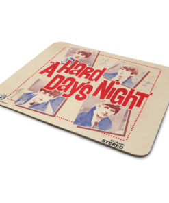 Tapis de souris Beatles - A Hard Days Night de couleur