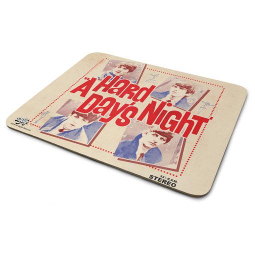 Tapis de souris Beatles - A Hard Days Night de couleur
