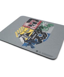 Tapis de souris Harry Potter - Dorm Crest 3-Pack de couleur