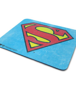 Tapis de souris Superman S-Shield 3-Pack de couleur