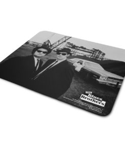 Tapis de souris The Blues Brothers de couleur