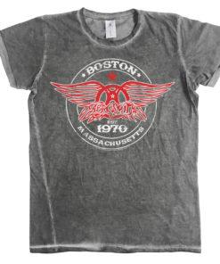 Tee shirt Aerosmith - Est. 1970