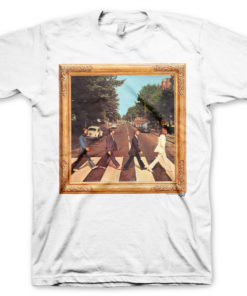 Vêtements Abbey Road Cover de couleur Blanc