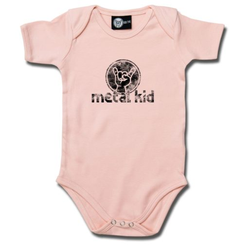 Body Metal Kid Vintage Rose