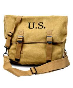 Sac US musette de l'armée américaine (modèle M1936)