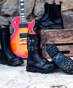Chaussures rock et punk