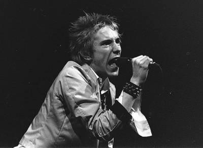 John Joseph Lydon, dit Johnny Rotten