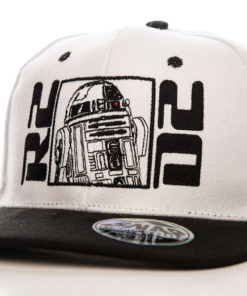Casque robot R2 D2 du film Star Wars