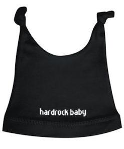 Bonnet bébé Hard rock baby noir
