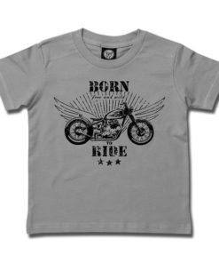 T-shirt enfant born to ride