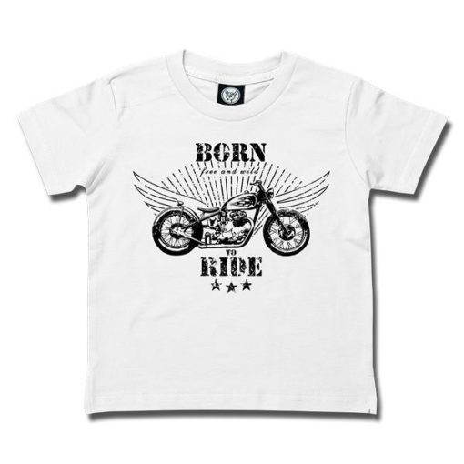 T-shirt enfant born to ride