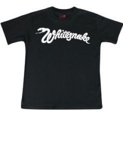 T-shirt enfant Whitesnake (logo)