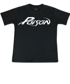 T-shirt enfant Poison (logo)