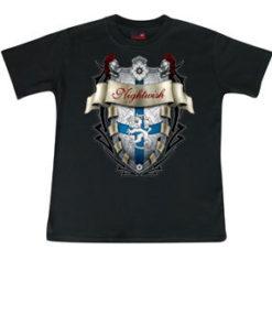 T-shirt enfant Nightwish shield