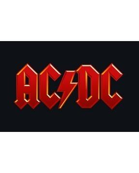 Body bébé ACDC Logo