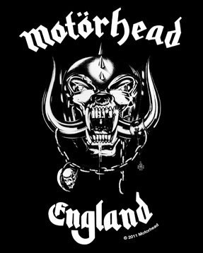 Body MOTORHEAD ENGLAND
