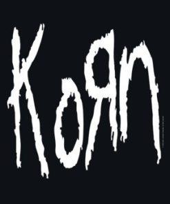 T-shirt enfant KORN logo