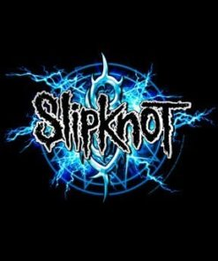 Body Slipknot Electric blue