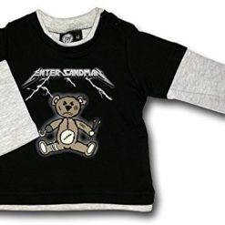 T-shirt Baby METALLICA Enter Sandman