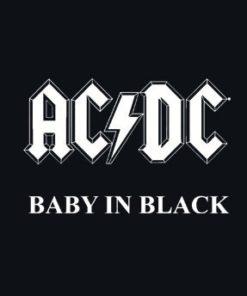 Veste zippée Baby In Black